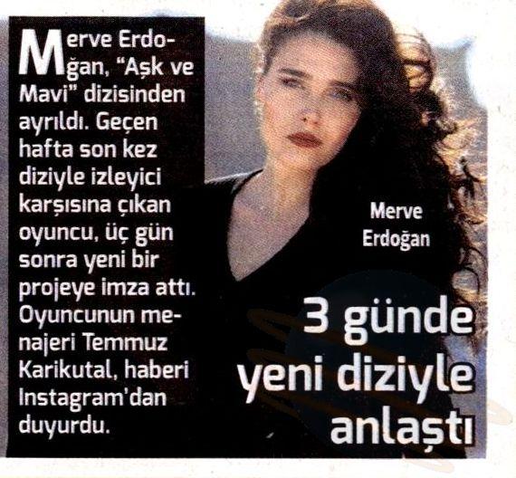 Merve Erdoğan - Hürriyet Kelebek Haberi