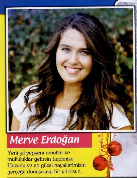 Merve Erdoğan - Hürriyet Trendy Yeni Yıl Mesajı