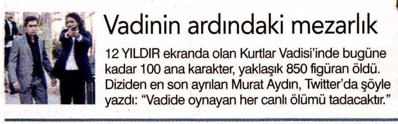 Murat Aydın - BirGün Gazetesi Haberi