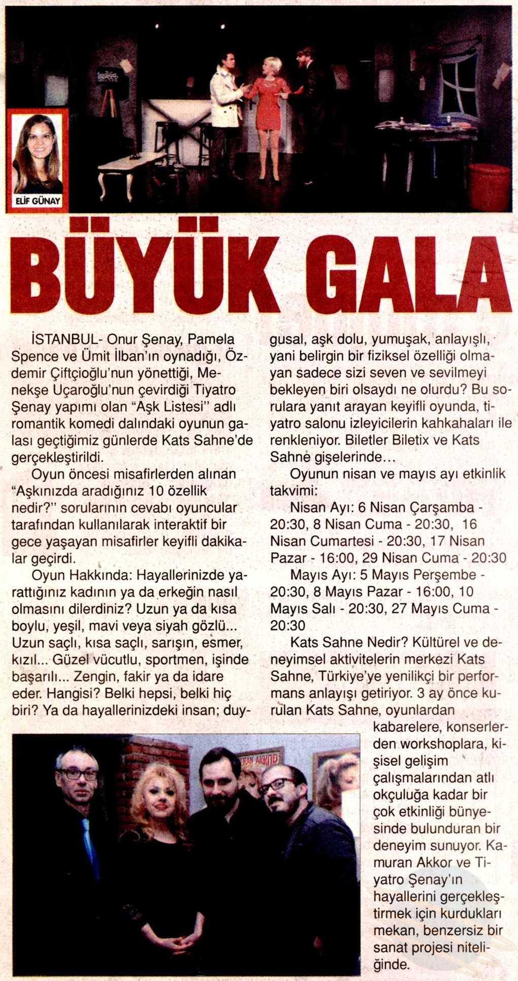 Özdemir Çiftçioğlu - Önce Vatan Gazetesi Haberi