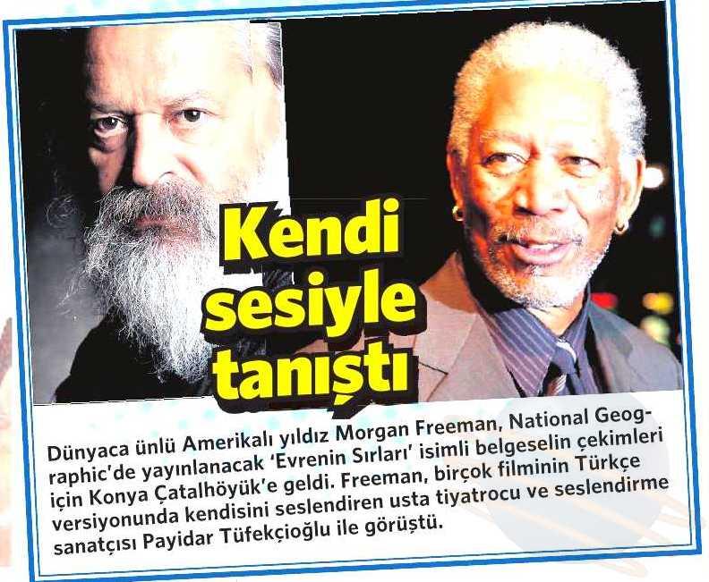 Payidar Tüfekçioğlu - Vatan Gazetesi Haberi
