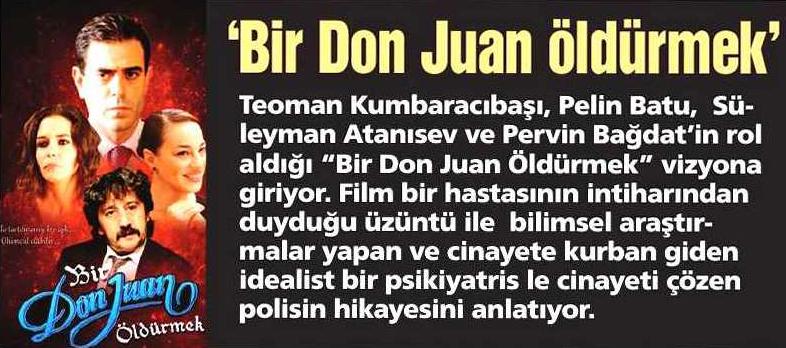 Süleyman Atanısev - Güneş Gazetesi Haberi