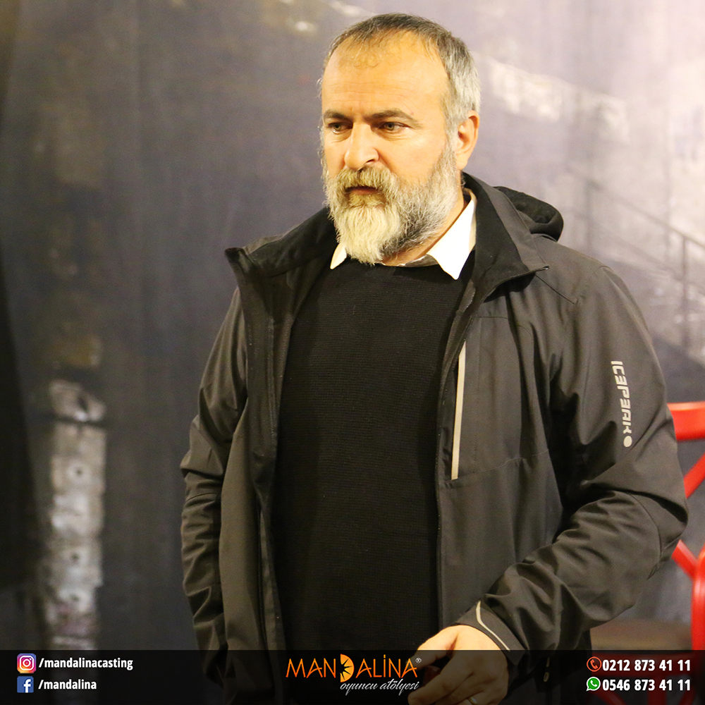 Mandalina Oyunculuk Eğitimi Murat Aydın