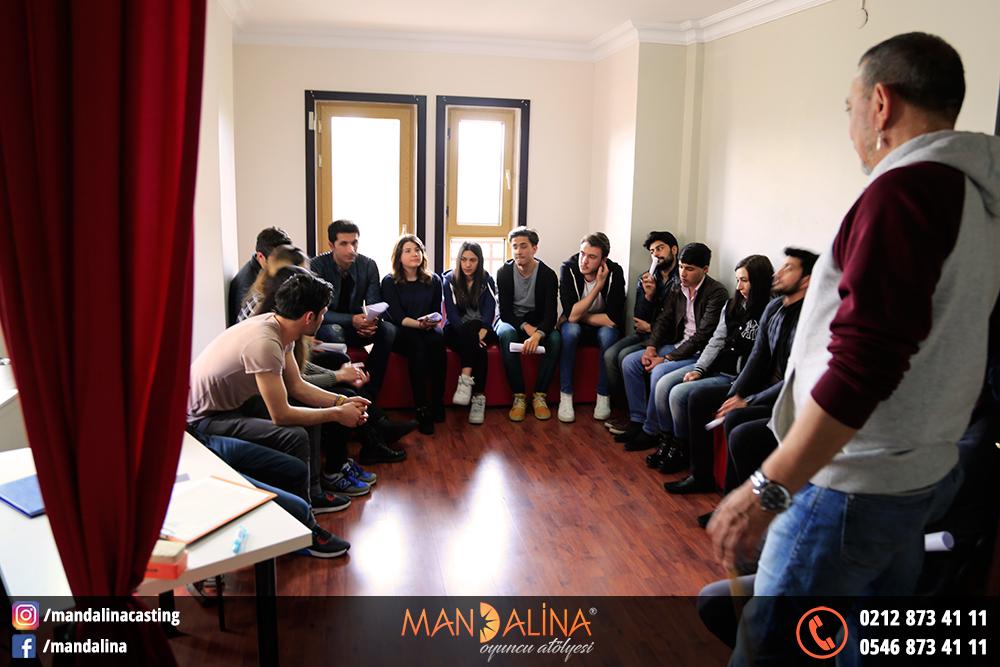 mandalina oyunculuk eğitimi