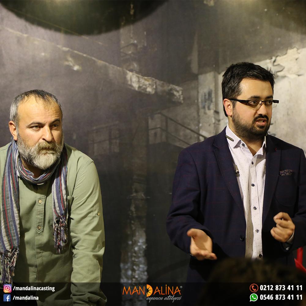 Temmuz Karikutal Murat Aydın Oyunculuk Egitimi Hakkında