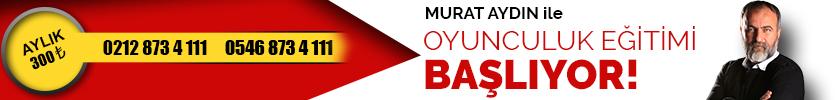 Oyunculuk Kursu Murat Aydın Sınıfı